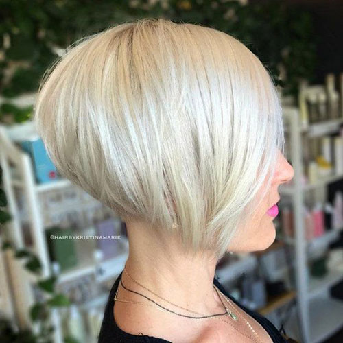 Cute Short Hairstyles-15