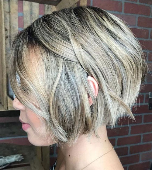 Cute Short Hairstyles-18