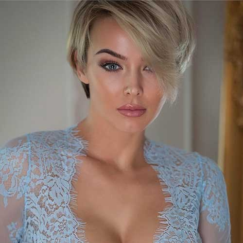Blonde Highlights Short Hair 2019