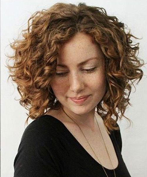 Natural Short Hairstyles