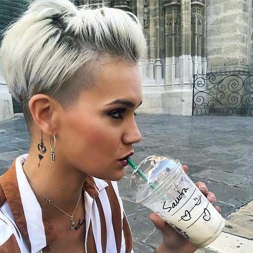 Cute Short Haircuts For Girls