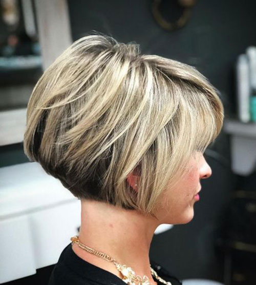 Best Chin Length Bob Haircuts-18