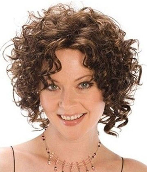 Short Spiral Curly Haircuts 2019-20