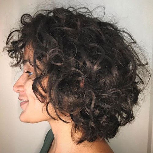 Short Curly Haircuts 2019-27
