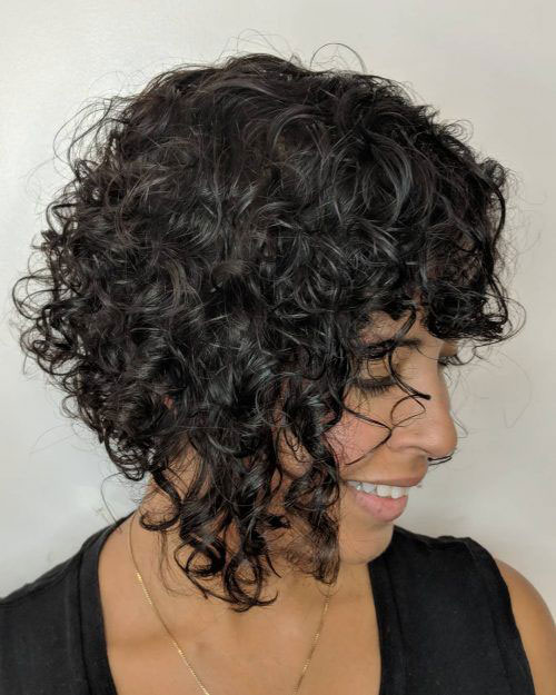 Short Curly Haircuts 2019-30
