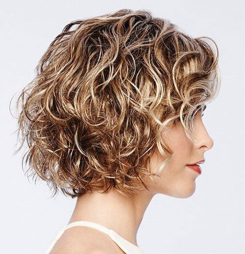 40 New Short Curly Hairstyles for Women | Short Hairstyles ...