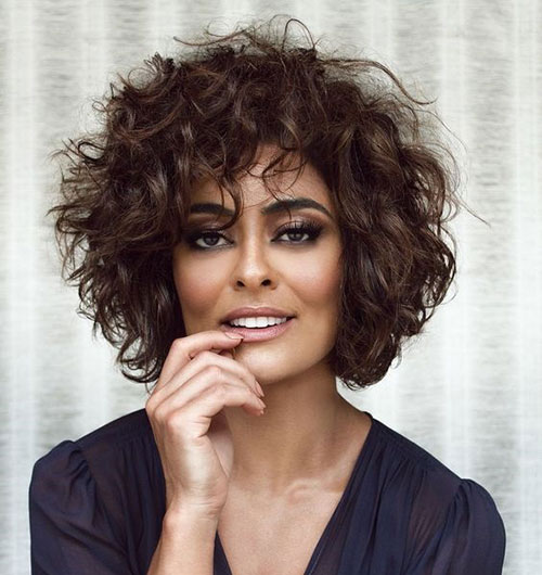 Short Curly Haircuts 2019-37