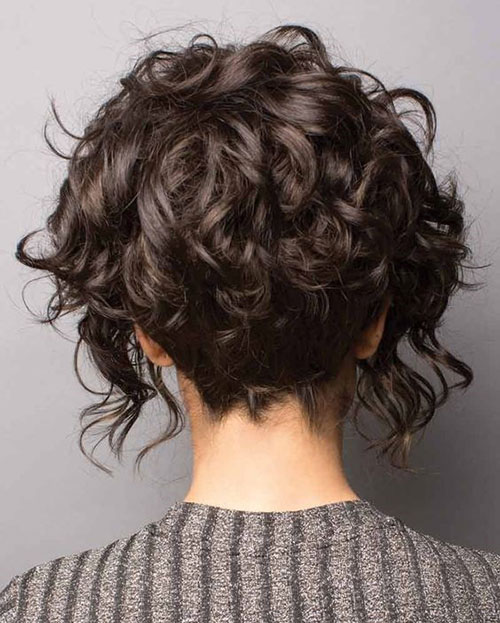 Short Curly Haircuts 2019-38
