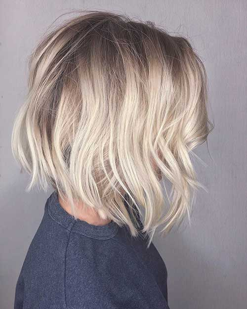 30 Beautiful Short Messy Hair Ideas 2019