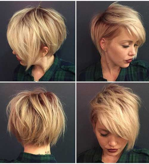 Blonde Long Pixie Cut Hairstyles-10