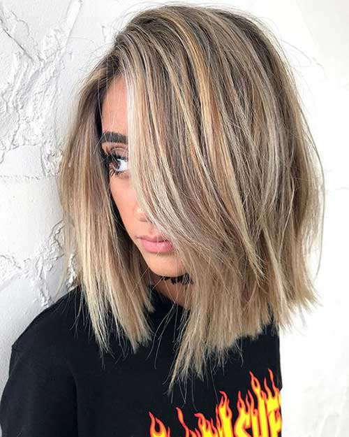 Cute Choppy Bob Hairstyles-10