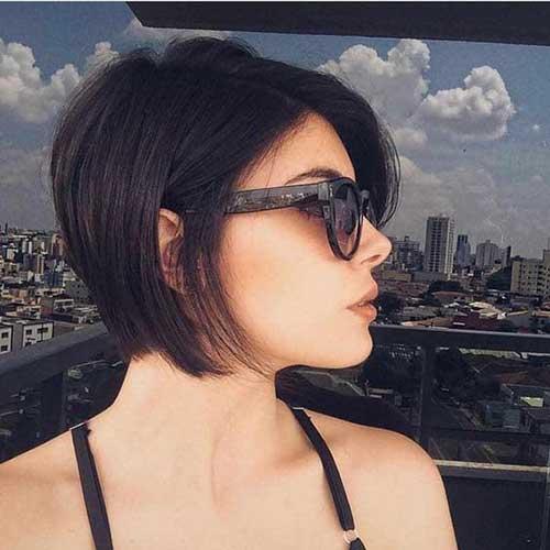 Best Short Haircuts for Thin Hair-11