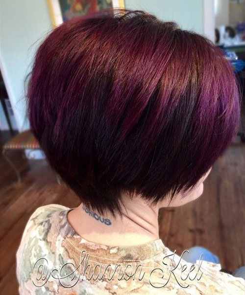 Short Stacked Hairstyles-12