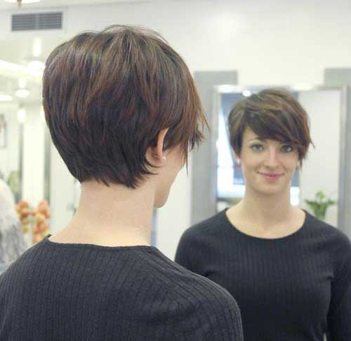 Simple Long Pixie Cut Hairstyles-13