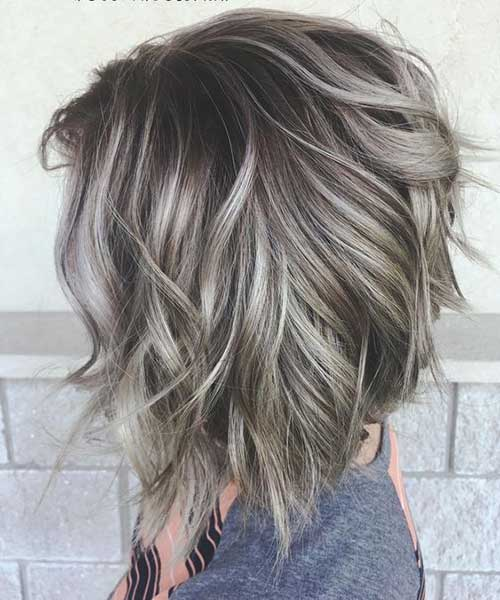Blonde Long Bob Haircuts for Women-16