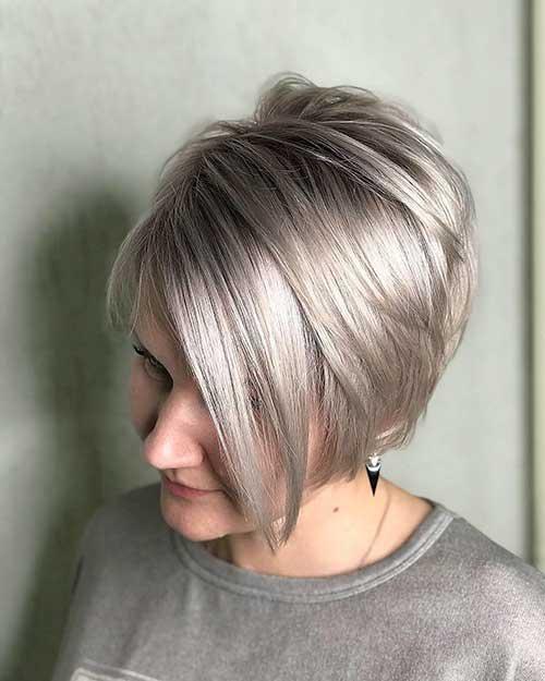 Best Short Haircuts for Thin Hair-16