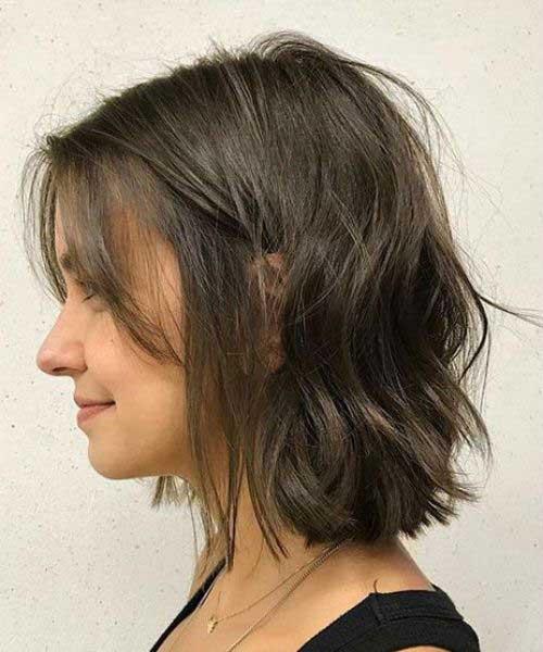 Best Short Haircuts for Thin Hair-19