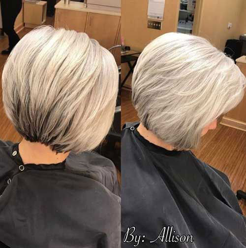 Best Short Haircuts for Women Over 50-19