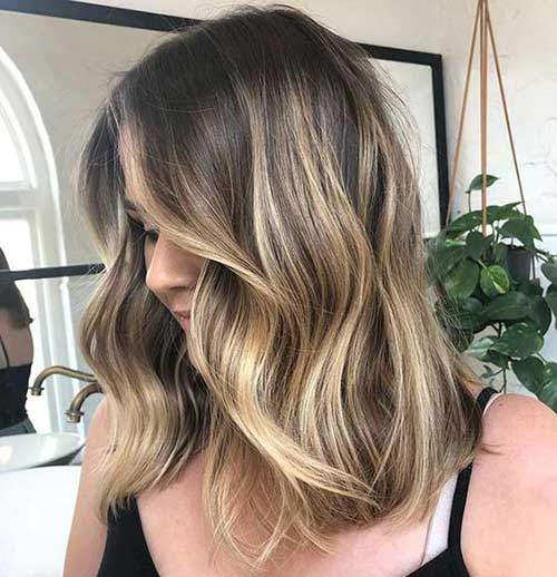 Blonde Long Bob Haircuts for Women-20