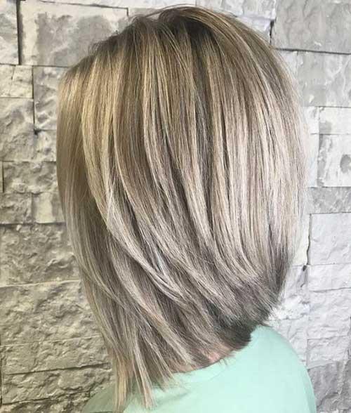 Best Short Haircuts for Thin Hair-20