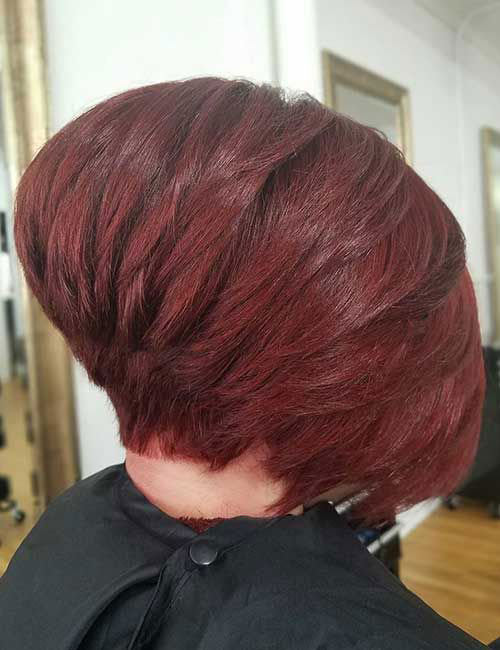 Short Stacked Hairstyles-21
