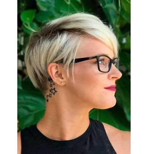 Hairstyles for Round Faces-22