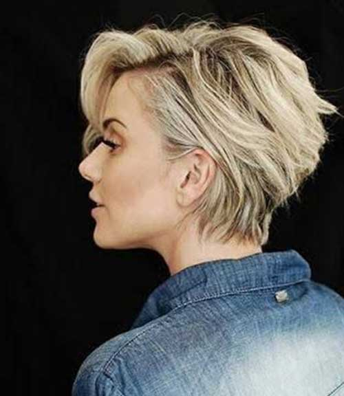 Choppy Long Pixie Cut Hairstyles-6