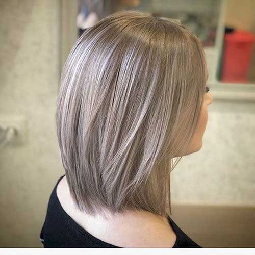 Blonde Long Bob Haircuts for Women-7