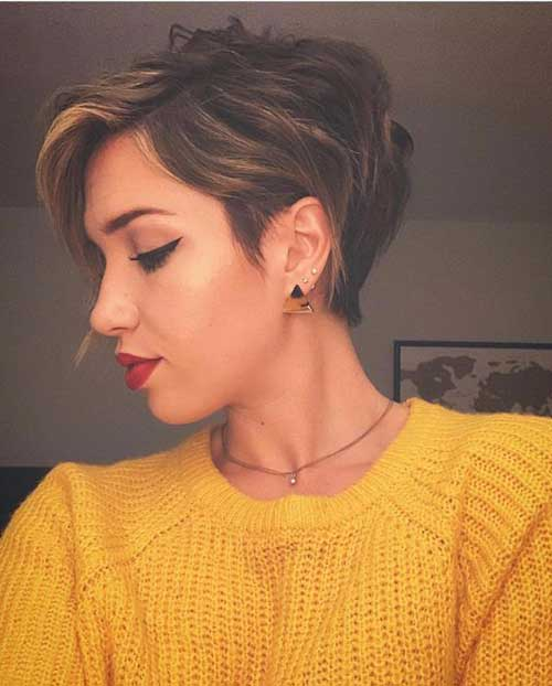 Long Pixie Cut Hairstyles Side View-7