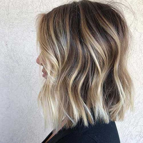 Blonde Long Bob Haircuts for Women-8