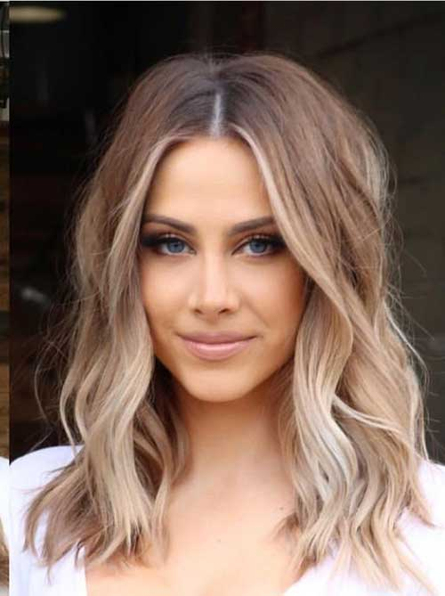 Long Bob Haircuts for Women
