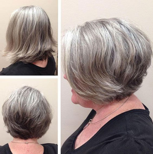 20 New Short Haircuts for Women Over 50 | Short Hairstyles ...