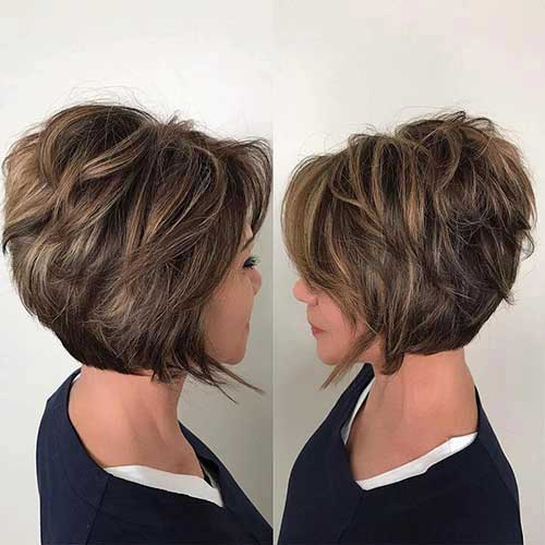 Short Haircuts for Women with Thick Hair