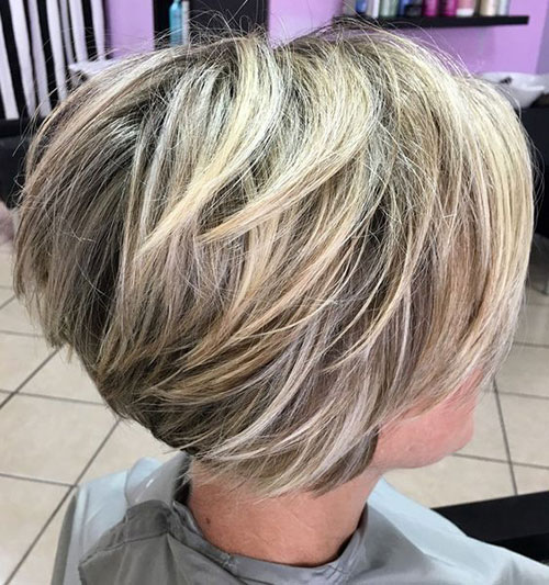 20 Latest Short Stacked Haircuts Short Hairstyles