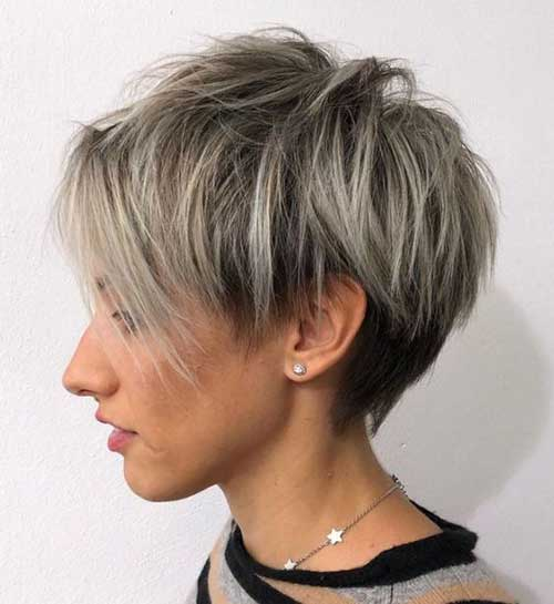 Short Haircuts for Thin Hair-11