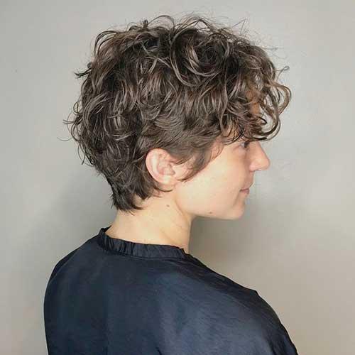 12.Short Haircut 2019
