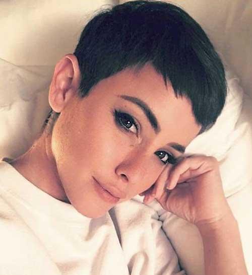 14.Short Haircut 2019