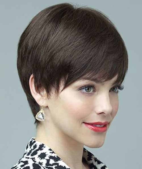 Short Haircuts for Thin Hair-14