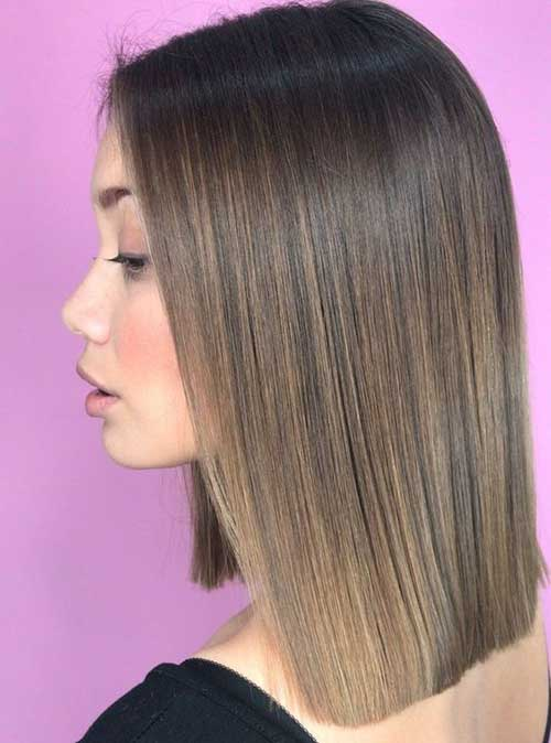 Short Haircuts for Straight Hair-15