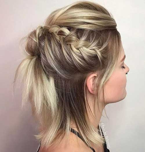 20 Latest Cute Short Hairstyles Short Hairstyles Amp Haircuts 2018 2019