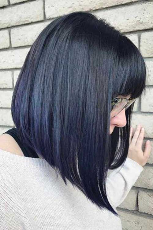 Short Haircuts for Straight Hair-17