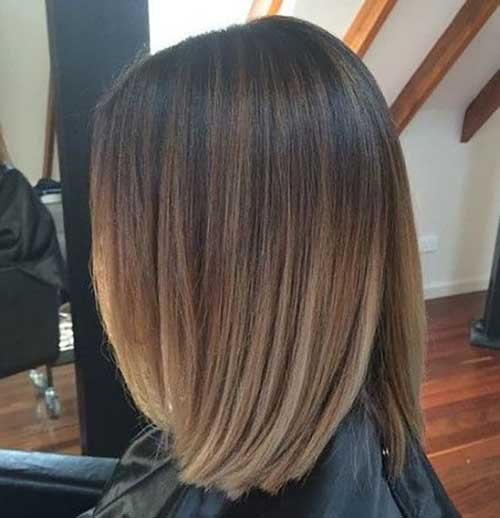 Short Haircuts for Straight Hair-18