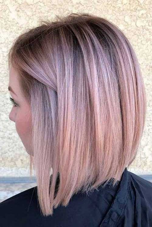 Short Haircuts for Straight Hair-20