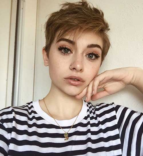 Pixie Cut Hairstyles-7