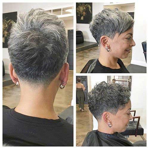 9.Short Haircut 2019