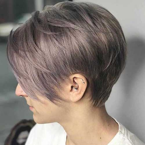Pixie Cut for Thin Hair