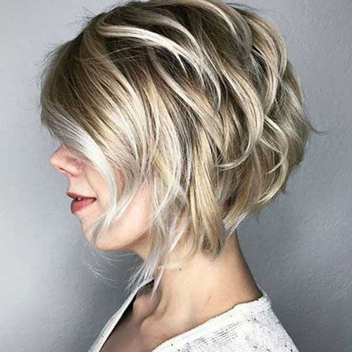 20 Fabulous Short Layered Hairstyles Short Hairstyles Haircuts 2019 2020