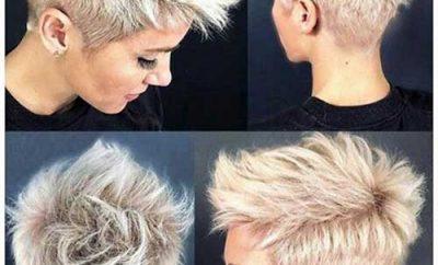 Cute Short Haircuts For Girls 2020 90