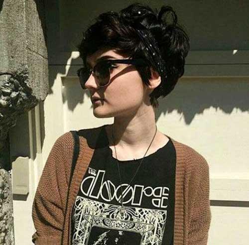 Short Girls Hair Styles