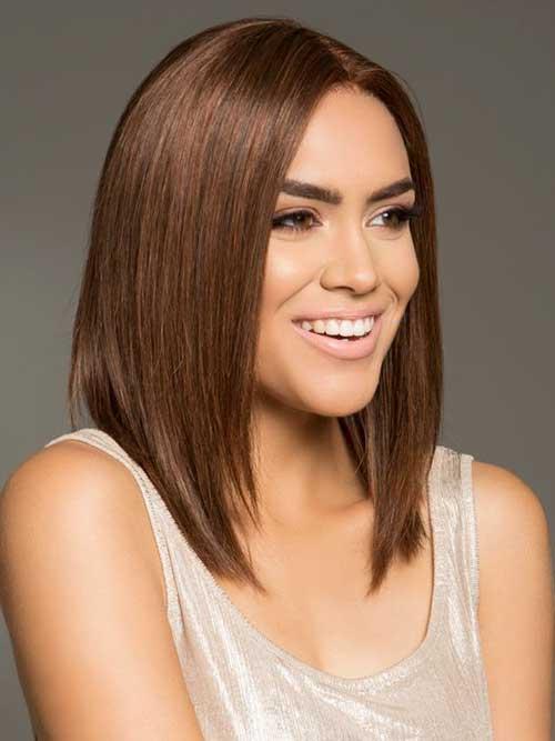 Short Medium Layered Haircuts